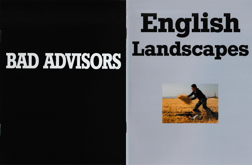Bad Advisors - English Landscapes